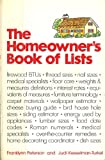 The homeowner's book of lists (0809258560) by Kesselman-Turkel, Judi