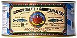 Anchovies in Salt - 800 grams