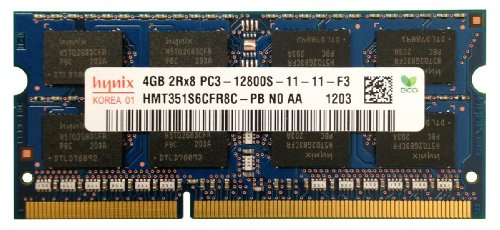 hynix-4gb-ddr3-memory-so-dimm-204pin-pc3-12800s-1600mhz