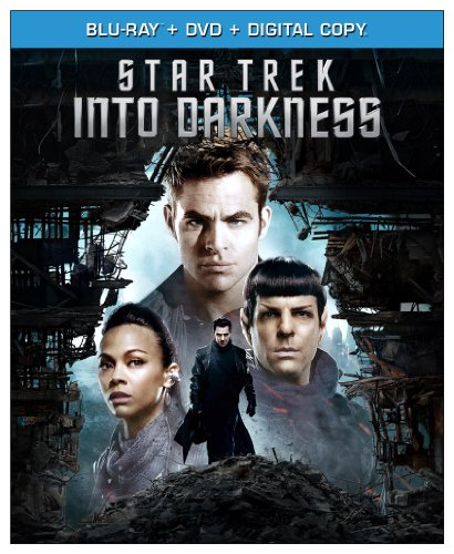 51p5vX6KF3L Star Trek Into Darkness (Blu ray + DVD + Digital Copy)