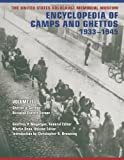 img - for The United States Holocaust Memorial Museum Encyclopedia of Camps and Ghettos, 1933-1945: Ghettos in German-Occupied Eastern Europe (Volume II) book / textbook / text book