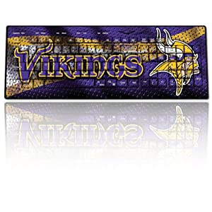 e12bd779d NFL Minnesota Vikings Team Promark Wireless Keyboard Sports   Outdoors