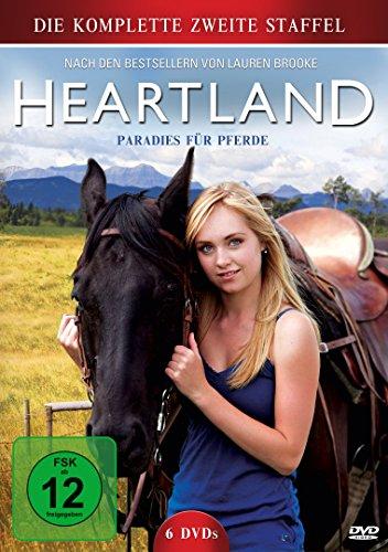 Heartland - Paradies für Pferde - Staffel 2 [6 DVDs]