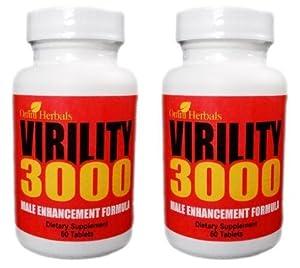 Virility 3000 - Male Enhancement Virility Pill For Men