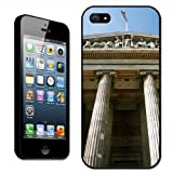Fancy A Snuggle British Museum London with Union Jack Clip On Back Cover Hard Case for Apple iPhone 5