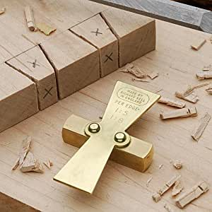 Solid Brass Dovetail Marker