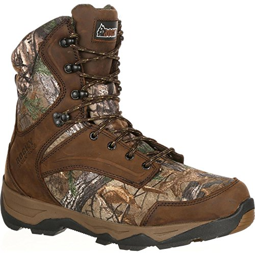 Rocky Men's 8 Inch Retraction 800G Hunting Boot, Realtree Extra, 12 W US (800 Gram Insulated Boots compare prices)