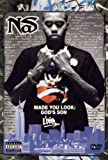 echange, troc Nas - Nas: Made You Look - God's Son Live [Import USA Zone 1]