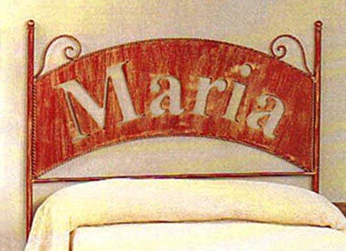 Cabeceros de forja Colección MARIA calado