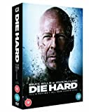 Die Hard Quadrilogy (with Bonus Disc) [DVD] [1988]