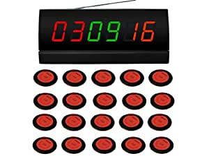 Singcall chiamare cucina medico infermiera sistema di for Numero per chiamare amazon