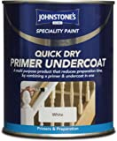 Johnstones Specialty Paints Quick Drying Primer Undercoat 750ml