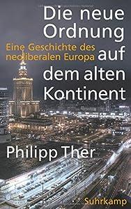 """Preis der Leipziger buchmesse für """"Die neue Ordnung auf dem alten Kontinent"""" von Philipp Ther"""