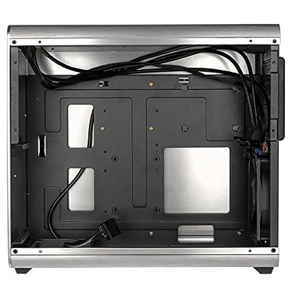 STYX rAIJINTEK micro-aTX boîtier argenté window