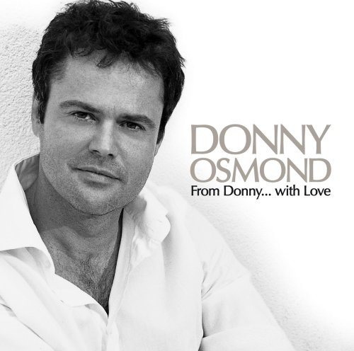 Original album cover of From Donny With Love by Donny Osmond