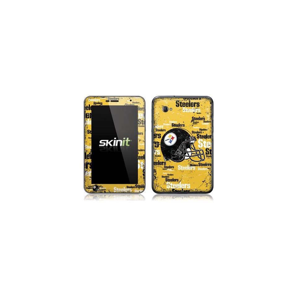 NFL   Pittsburgh Steelers   Pittsburgh Steelers   Blast   Samsung Galaxy Tab 7.0 Plus   Skinit Skin