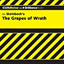 The Grapes of Wrath: CliffsNotes Audiobook by Kelly McGrath Vlcek Narrated by Dan John Miller