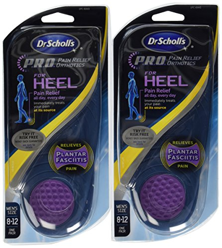 dr-scholls-pro-pain-relief-orthotics-for-heel-m-8-12-pack-of-2