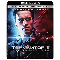 Terminator 2: Judgement Day [4K Ultra HD + Blu-ray]