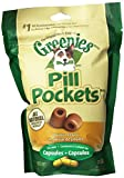 Canine Greenies Pill Pockets Hickory Smoke Capsule, 7.9-Ounce