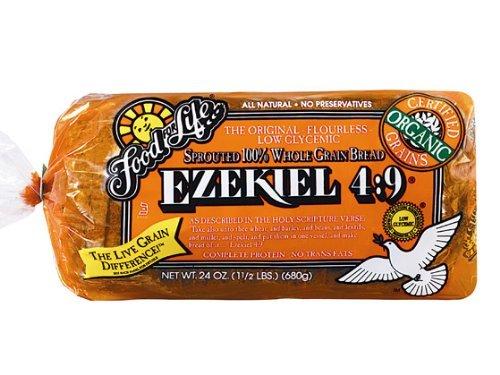 Ezekiel 4:9 Bread, fast metabolism diet