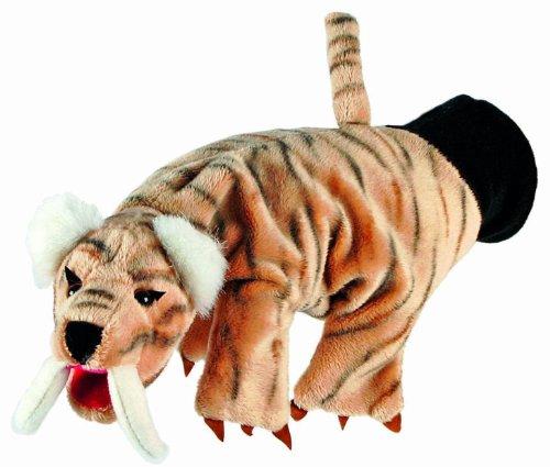 Hape - Beleduc - Sabertooth Tiger Glove Puppet - 1