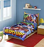 Marvel Super Hero Squad Toddler Beddi...