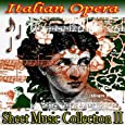 Italian OPERA Sheet Music Collection on CD, disc 2