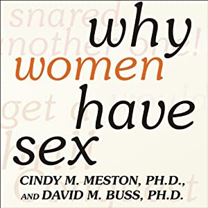 Why Women Have Sex Audiobook