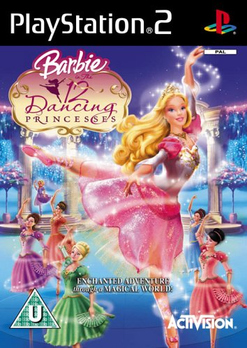 Barbie in the 12 Dancing Princesses (PS2)