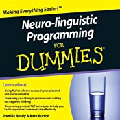 Neuro-Linguistic Programming For Dummies Audiobook | [Kate Burton, Romilla Ready]