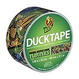 Duck Brand 281869 Licensed Duct Tape, Teenage Mutant Ninja Turtles, 1.88 Inches x 10 Yards, Single Roll