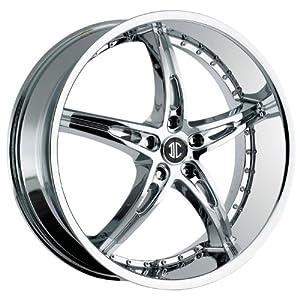2CRAVE SF 1 – no.14 – 22 Inch Rim x 9 – (5×120) Offset (10) Wheel Finish – Chrome
