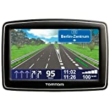 TomTom XL Live 12M Europe Navigationsgert (10,9 cm (4,3 Zoll) Display, 42 Lnderkarten, Fahrspurassistent, Text-to-Speech, 12 Monate Live Dienste, TMC Gutschein)von &#34;TomTom&#34;