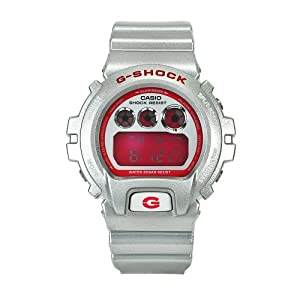 Casio Mens DW6900CB-8 G-Shock Pink Digital