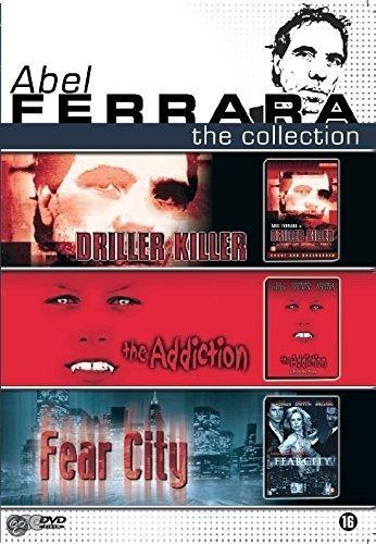 Abel Ferrara Collection - 3-DVD Set ( The Driller Killer / The Addiction / Fear City ) [ Origine Olandese, Nessuna Lingua Italiana ]