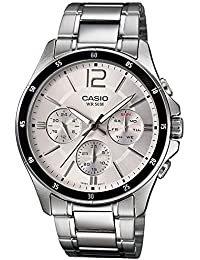 casio watches buy casio watches online at best prices in casio enticer white dial men s watch mtp 1374d 7avdf a833