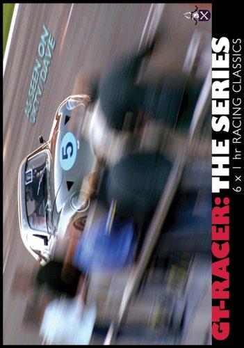 GT Racer: The Series (Region 0) [DVD]