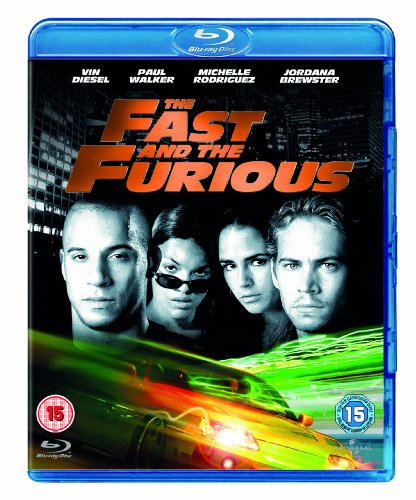 Форсаж / The Fast and the Furious (2001) BDRip-AVC