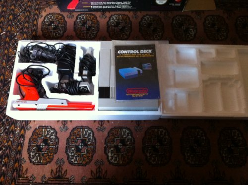 nintendo-nes-entertainement-sistem-consolle-action-set-pal-mattel-1988-zapper