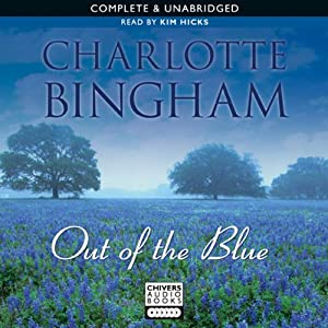 Out of the Blue | [Charlotte Bingham]