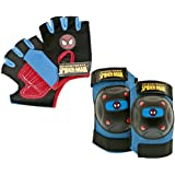 Bell Spider-Man Web Slinger Protective Gear, Multi, Age 4+
