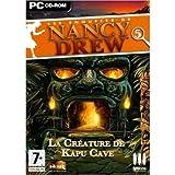 echange, troc Les enquêtes de Nancy Drew : la créature de Kapu Cave