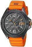 Tommy Hilfiger Men's 1791205 Casual Sport Analog-Display Quartz Orange Watch