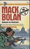 Return to Vietnam (0373610432) by Pendleton, Don
