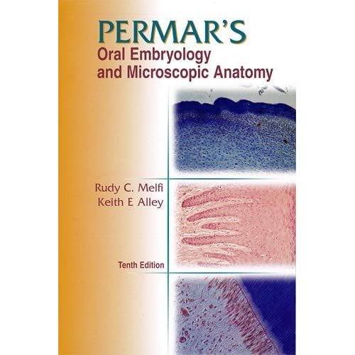 Permar's Embryology Microscopic Anatomy
