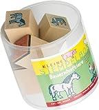 Produktbild von Moses 26805 - Stempelbox Bauernhoftiere