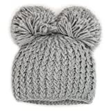 Made of Me Women's Oversized Pompom Hat