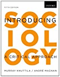 img - for Introducing Sociology A Critical Approach, 5e book / textbook / text book