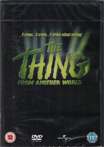 The Thing From Another World (1951) [DVD]